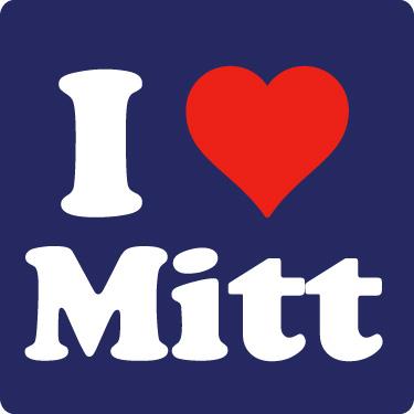 I love Mitt