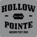 Hollow Pointe Anchor Fest Centralia (Blk)