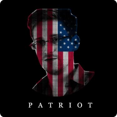 Edward Snowden, patriot