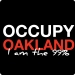 Occupy Oakland Tee (I am 99 Percent)