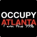 Occupy Atlanta Tee (I am 99 Percent)