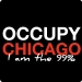 Occupy Chicago Tee (I am 99 Percent)