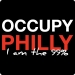 Occupy Philly Tee (I am 99 Percent)