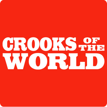 News of the World Scandal T-Shirt (Crooks)