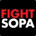 Fight the Stop Online Piracy Act T-Shirt