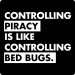 Funny Sopa Tee (Controlling Bed Bugs)